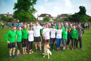 Friends of Ealing Half Marathon